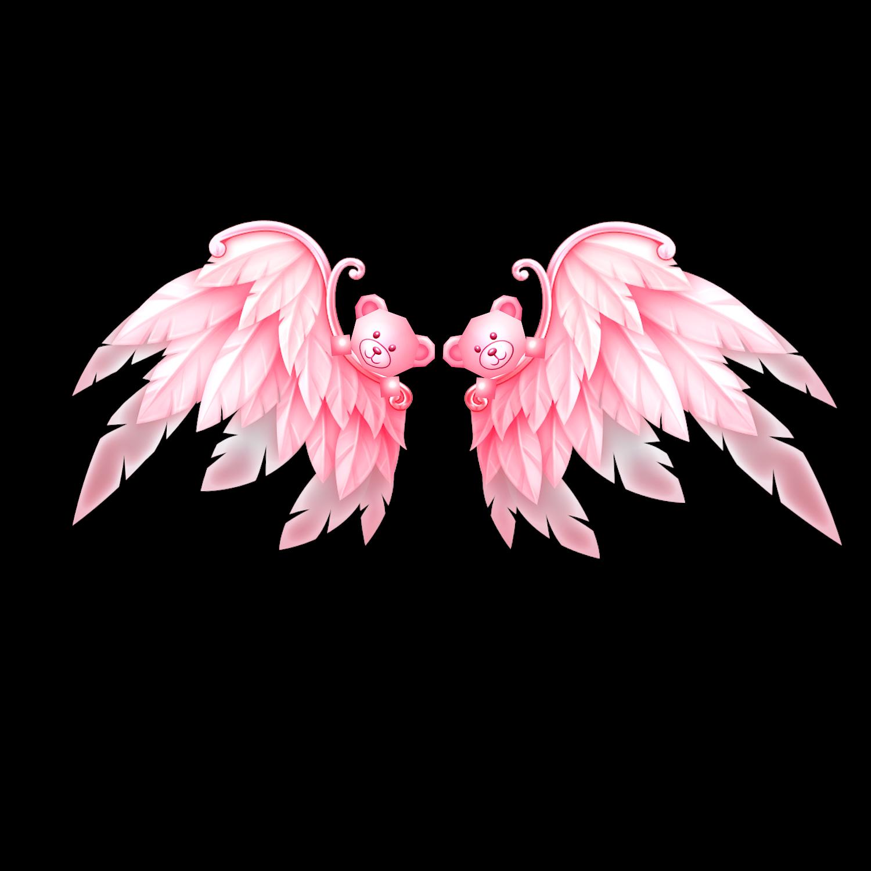 沐雪羽翼翅膀